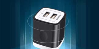 Ailkin 2.1A Multiport Fast Charge