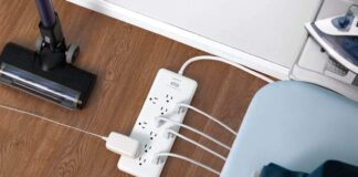 Anker Power Strip Surge Protector