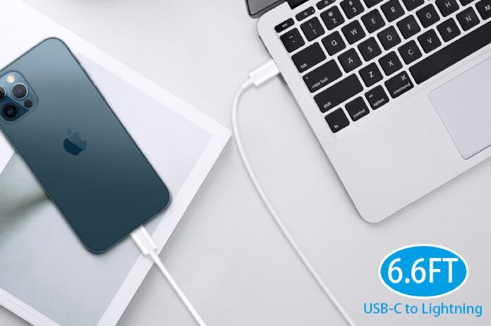Apple MFi certified Lightning Cable