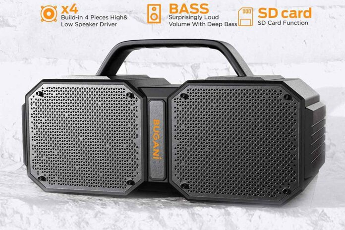 BUGANI M83 Speaker