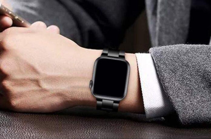 BesBand Steel Apple Watch Band