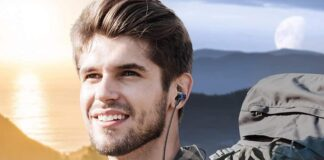 Boltune Bluetooth 5.0 aptX HD CVC 8.0 Noise Cancellation Headphones