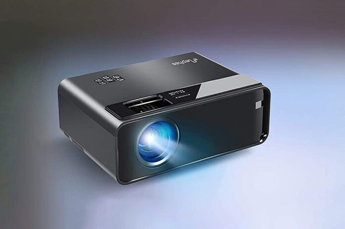 ELEPHAS 2021 Upgrade WiFi Movie Projector