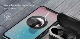 EarFun Free Bluetooth 5.0 Earbuds