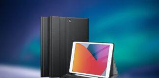 Fintie Keyboard Case for New iPad 8th Gen