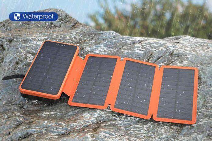 IEsafy Solar Charger 26800mAh