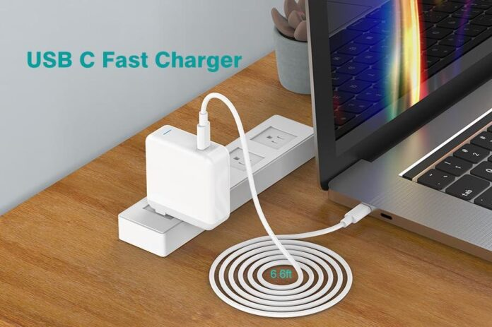 IFEART 61W USB C Charger