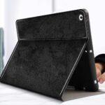 JUQITECH Smart Case with Wireless Keyboard iPad 10.2