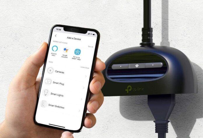 Kasa Smart Outdoor Smart Plug