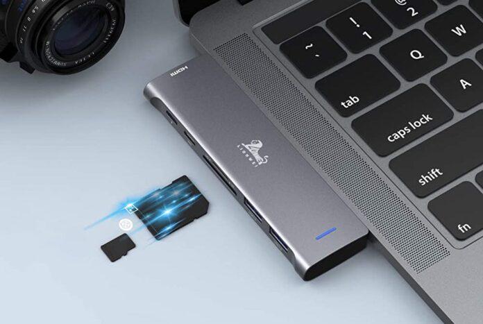 LIONWEI USB C Hub Adapter