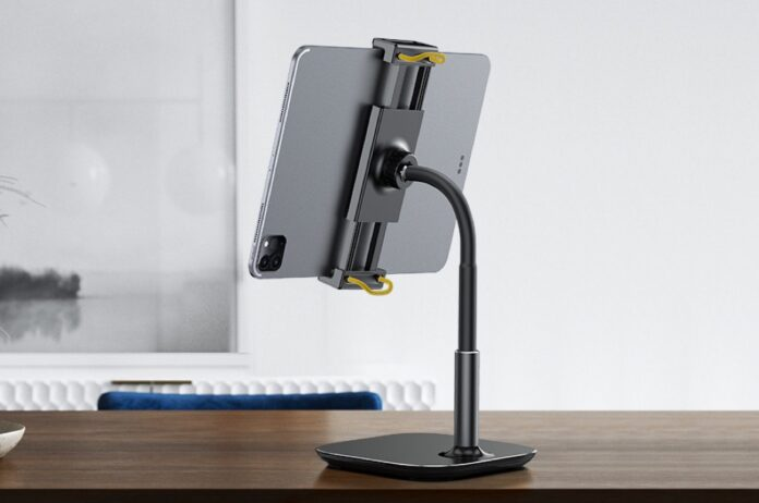Lamicall 360 Degree Rotating Adjustable Desktop Stand