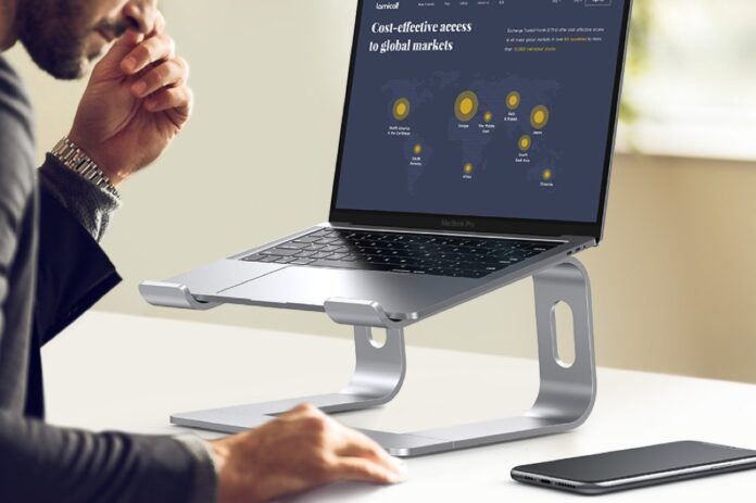 Lamicall Laptop Riser Holder