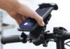 Lamicall Motorcycle Handlebar Cell Phone Clamp