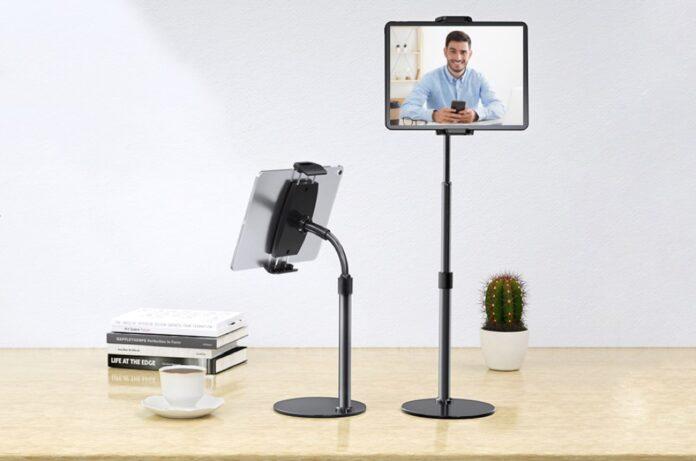 Licheers iPad Holder Stand for Desk