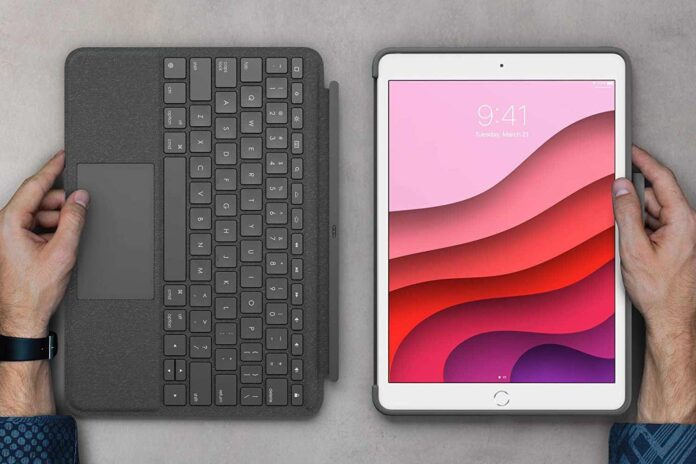 Logitech Combo Touch for iPad