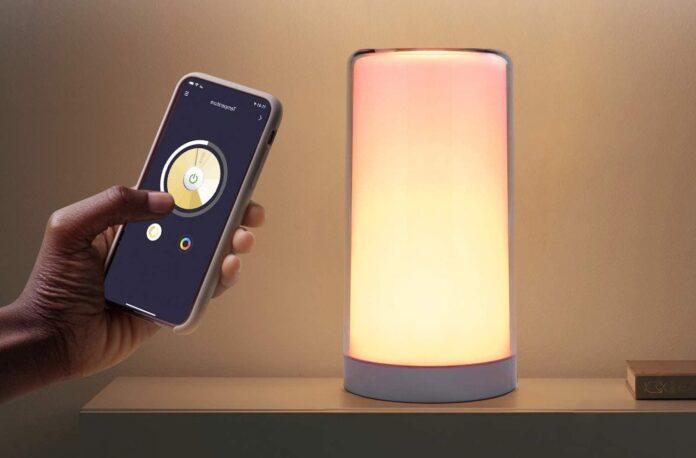 Meross Smart WiFi Table Lamp