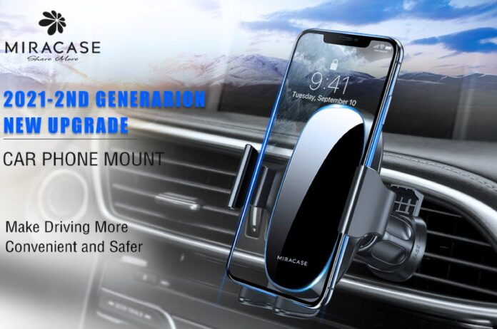 Miracase Phone Car Holder