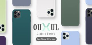 OUXUL iPhone 11 Pro Max Case