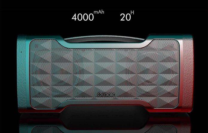 Oraolo Bluetooth Speaker