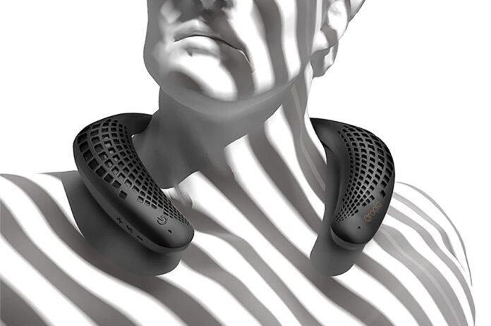 Oraolo M110 Neckband Bluetooth Speaker