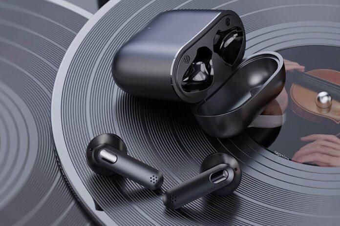 Otium Bluetooth Earbuds Hi-Fi Stereo Noise Cancelling Earphones