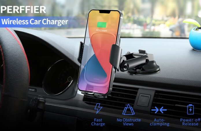 PERFFIER Wireless Car Charger