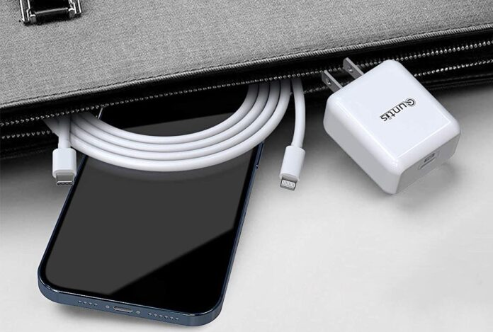 Quntis 20W iPhone USB-C Fast Charger