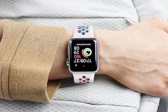 SVISVIPA Sport Apple Watch Bands