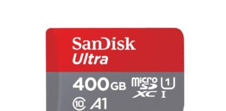 SanDisk 400GB Ultra microSDXC