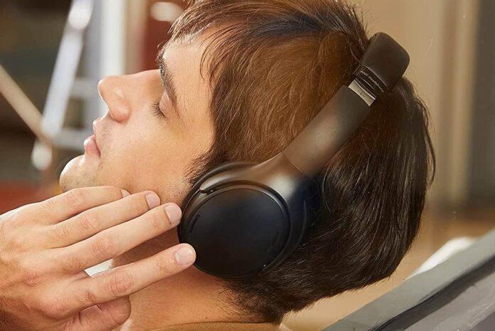 Soulsen Active Noise Canceling Headphones