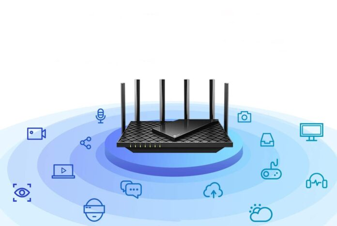 TP-Link AX5400 WiFi 6 Router