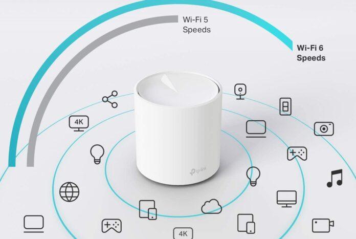 TP-Link WiFi 6 Mesh WiFi