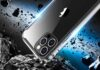 Temdan iPhone 12: Pro Clear Case