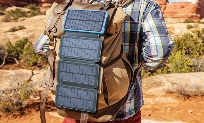 Tranmix Solar Charger 25000mAh