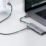UOEOS USB C Docking Station