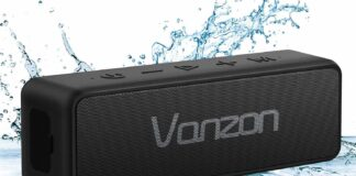 VANZON Bluetooth Speaker