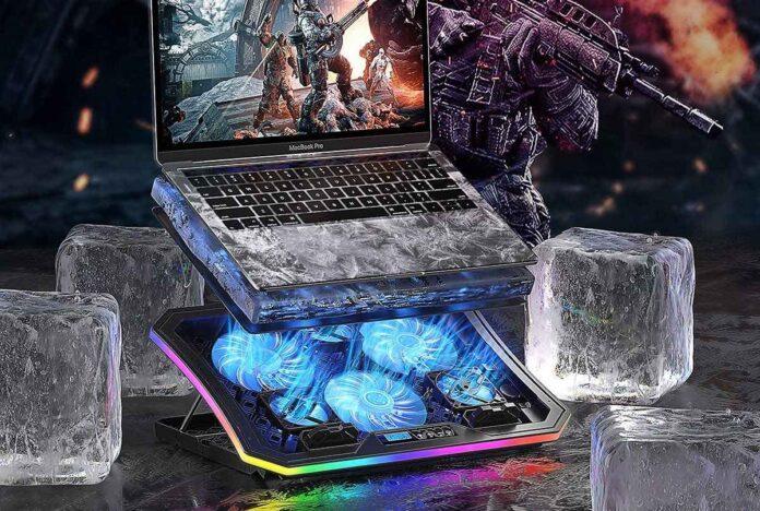 Vencci 2021 Upgrade Laptop Cooler Pad