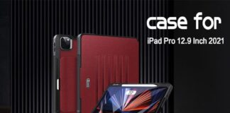 ZtotopCases for New iPad Pro 12.9 Inch Case