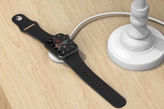 Aicytail Apple Watch Portable Universal Wireless Magnetic Charger