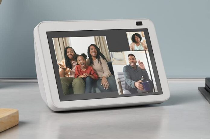All-new Echo Show 8