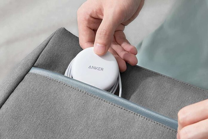 Anker Magnetic Wireless Charger
