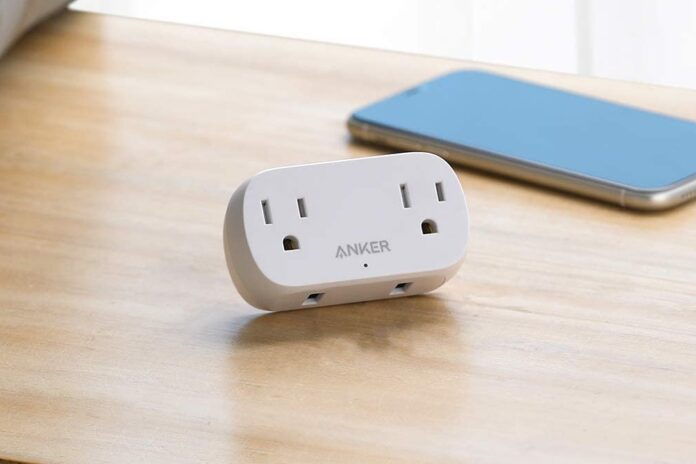 Anker USB Wall Charger and Outlet Extender
