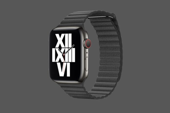 Apple Watch Band - Leather Loop