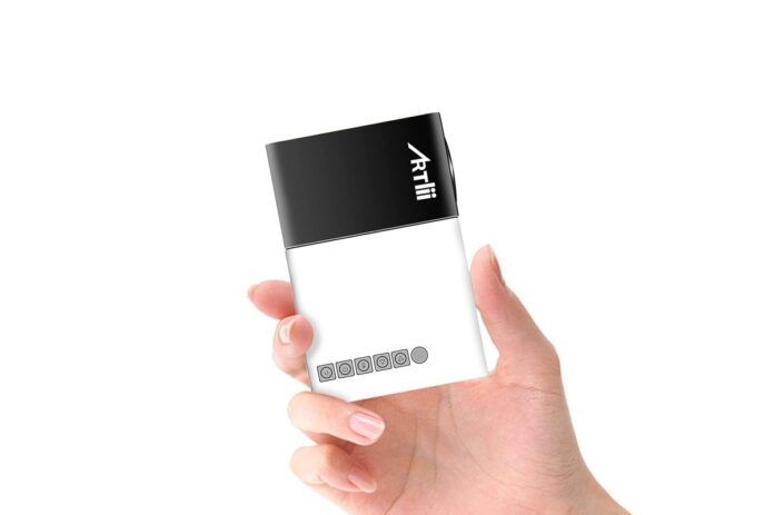Artlii 2021 New Mini Projector