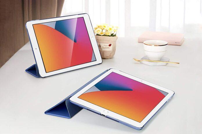 ESR Trifold Case for iPad 8th Gen
