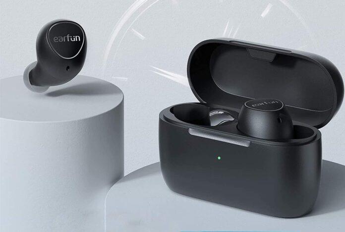 EarFun Free 2 Qualcomm QCC3040 Bluetooth 5.2 Earphones