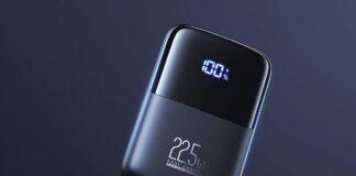 INIU USB C LED Display 10000mAh Power Bank