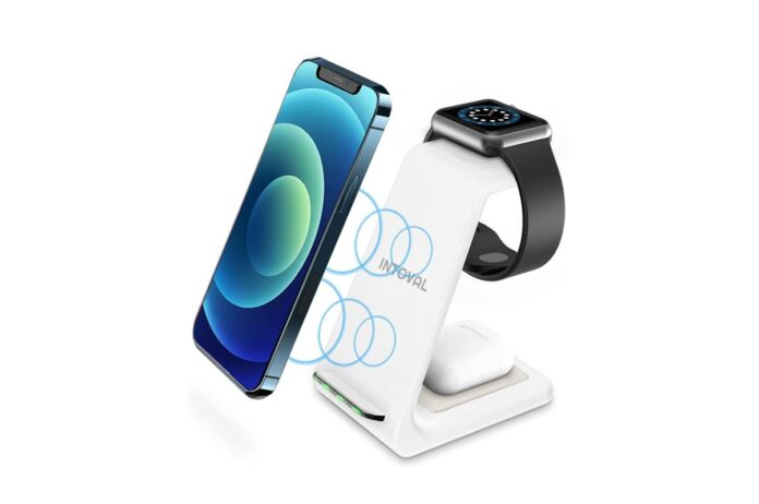 Intoval Wireless Charging Station