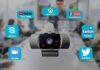 KOMKI 1080p webcam