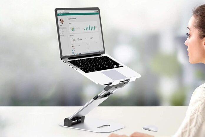 LKINT Laptop Stand for Desk